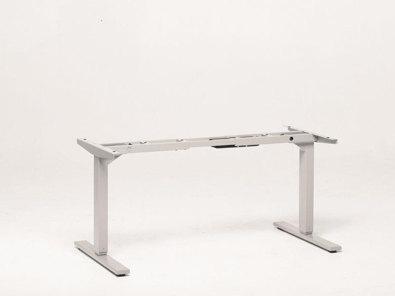2 -jalkainen sähköpöydän runko