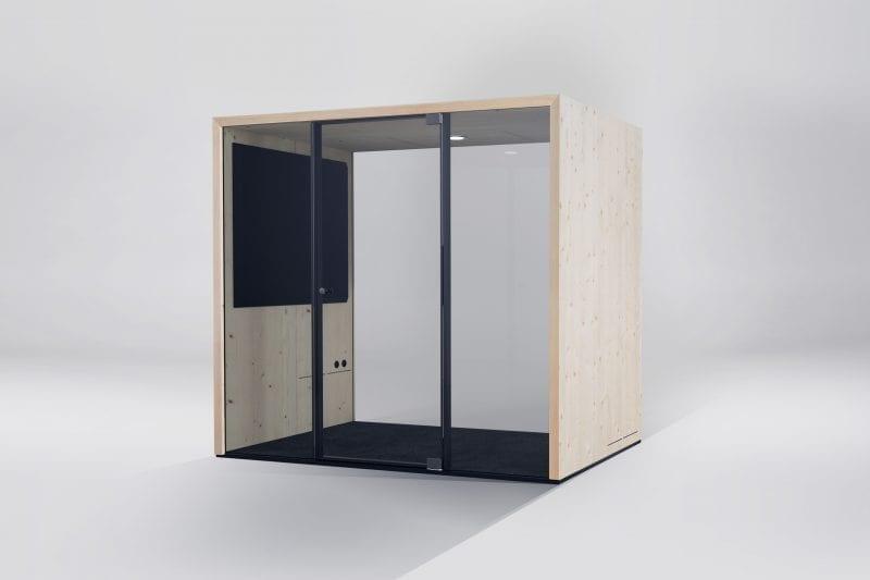 Puhelinkoppi, Taiga, Box 3