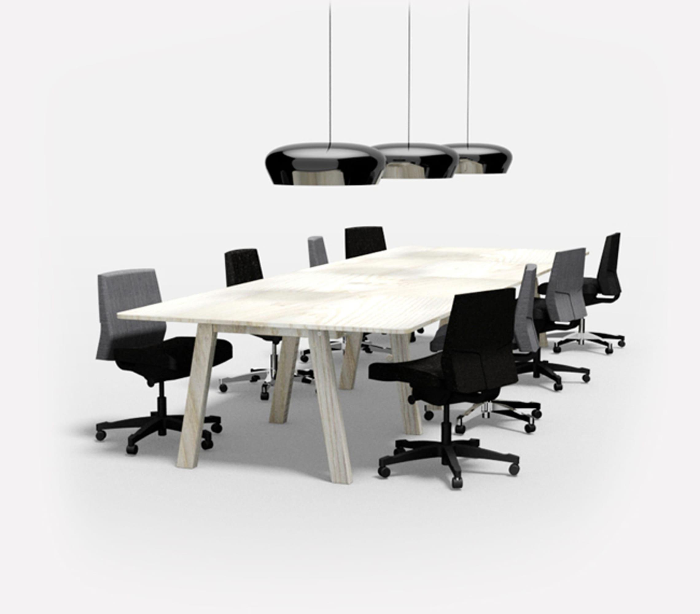 EFG Collaborate neuvotelupöytä