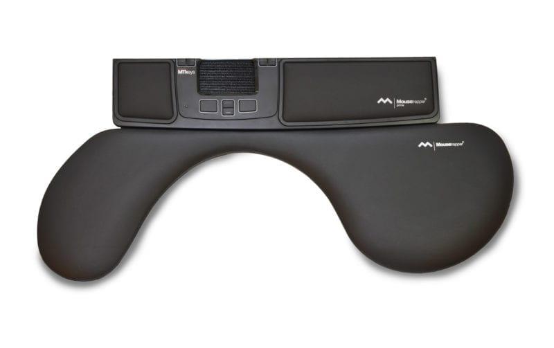 Mousetrapper Advance 2.0 + Hiiriohjain + Kyynärvarsituki